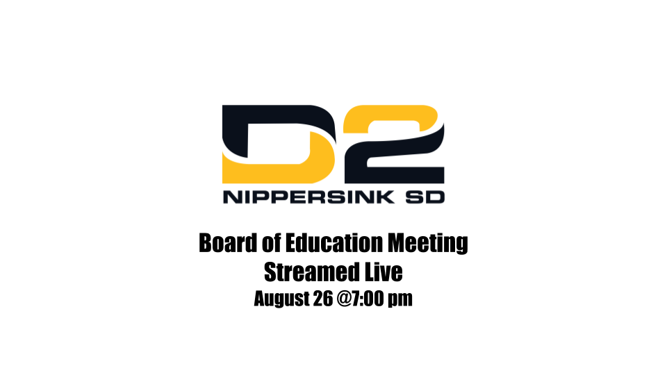 Board Meeting Streamed Live @ 7:00
