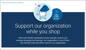 Support NMS while you Shop!!!