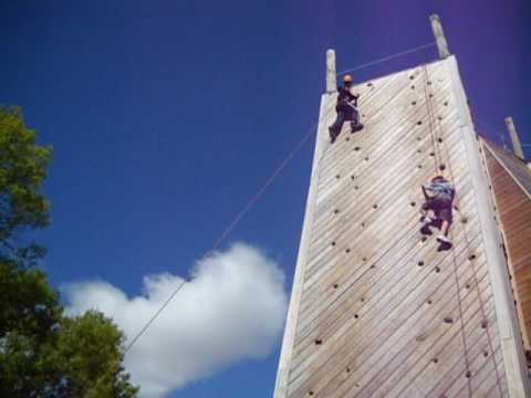 Timber-Lee Climbing Wall